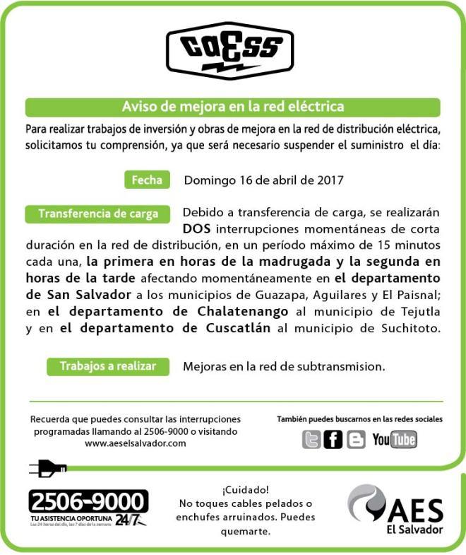 CAESS 3x6 13-4-17-01